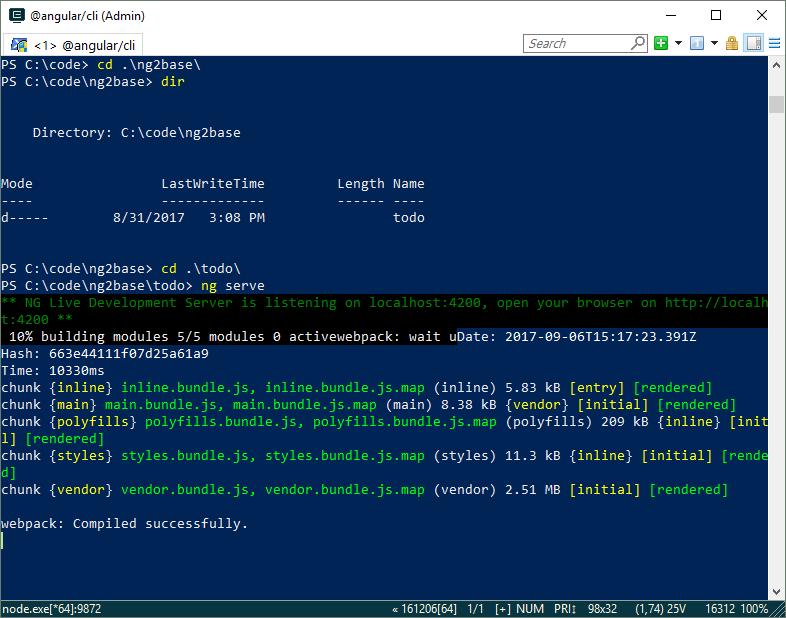 Angular2 – Disable CORS security for smooth Chrome debug