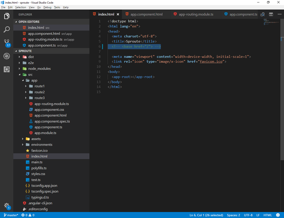 VIDEO – Angular CLI Routing with SharePoint | @SPJeff