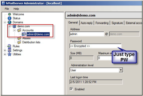 How To: FREE internal SharePoint email (IMAP/POP/SMTP) inbound and